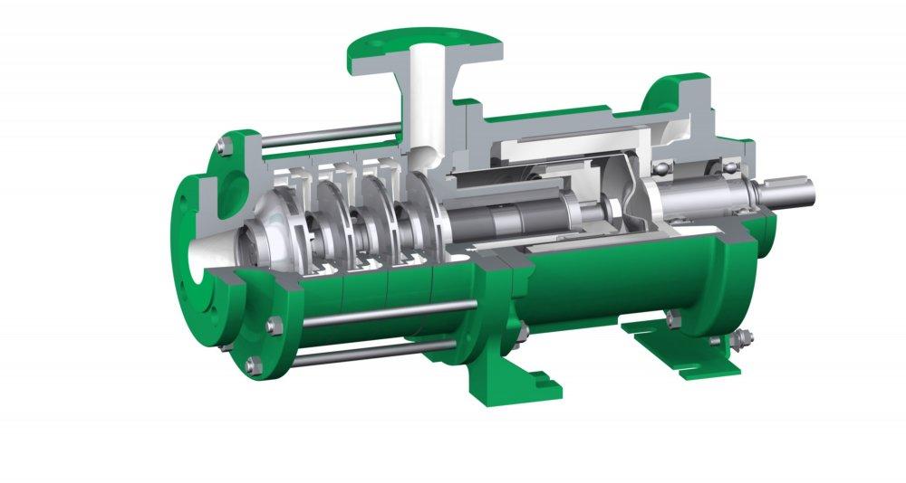 Liquides en équilibre de tension vapeur -  Solution HERMETIC : pompe à rotor noyé