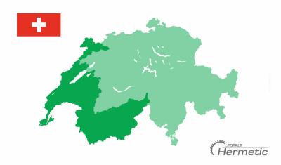 HERMETIC Mecaflux en Suisse Romande