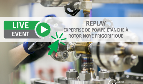 Replay - expertise pompe frigorifique