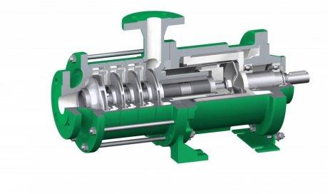 Pompe à entrainement magnétique MCAM/K- Chimie, Oil & gas, énergie