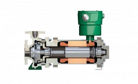 Liquides cristallisants et figeants - Solution HERMETIC : pompe à rotor noyé