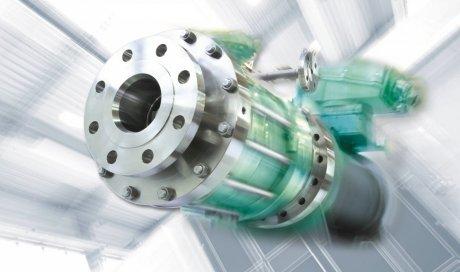 Conférence en ligne sur la pompe à rotor noyé
